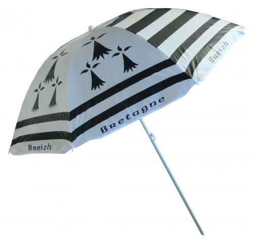 Parasol drapeau breton