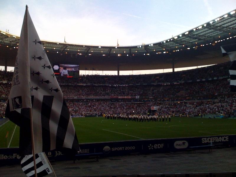 coupe de france drapeau breton